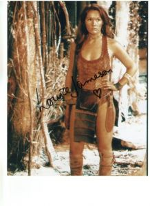 "Louise Jameson ""Leela"" (Doctor Who) #1"